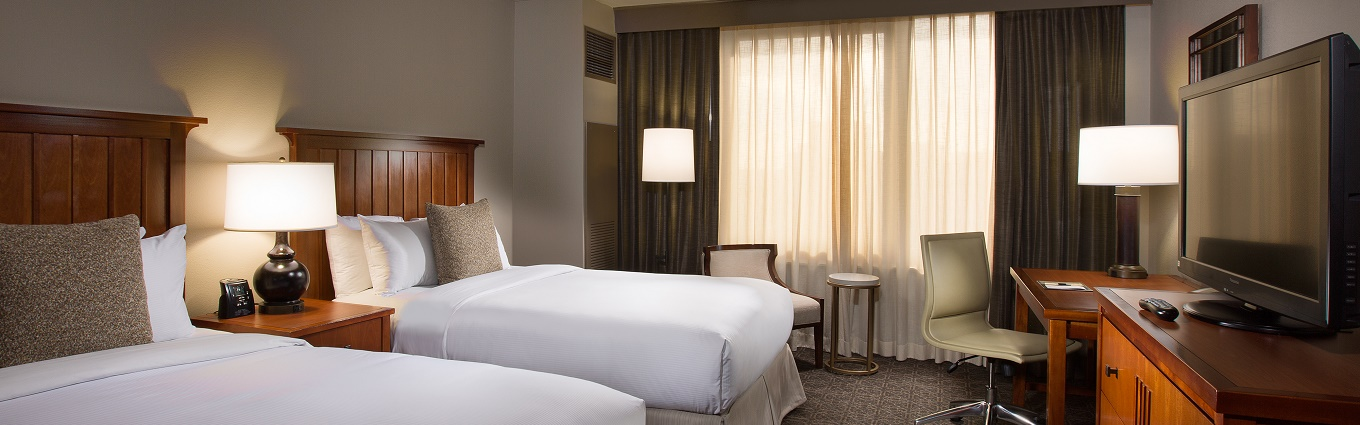 Relax in Newly Renovated Rooms
