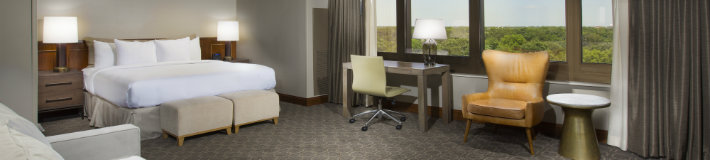 oak brook two room suite